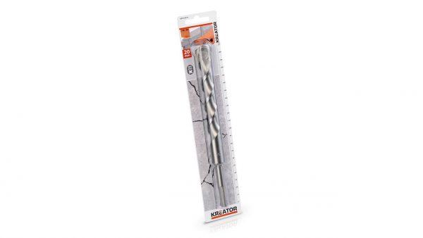 مته چهار شیار SDS PLUS سایز 20X210 مدل KRT010914