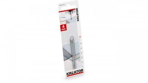 مته مناسب کاشی و شیشه کریتور KRT011102
