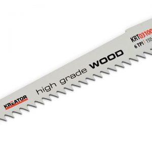 تیغه اره همه کاره چوب 15 سانت 2 عددی مدل KRT031002